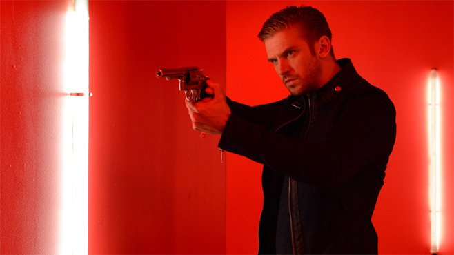 The Guest Dan Stevens Adam Wingard Downton Abbey