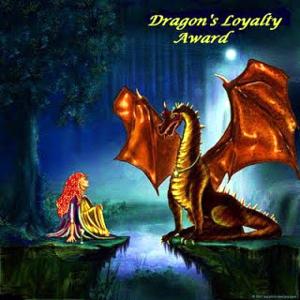 Blogging Dargon's Loyalty Award