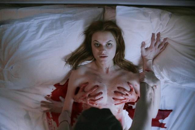 Nina Forever 2015 British Horror Film