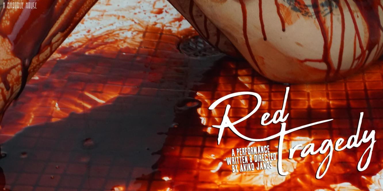 Blood Corrodes Inside: Red Tragedy extreme horror film