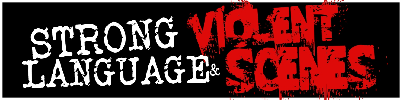 Strong Language and Violent Scenes podcast episode