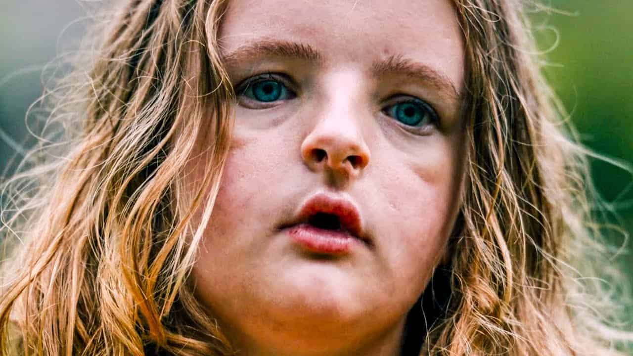 Interview with Milly Shapiro about Hereditary