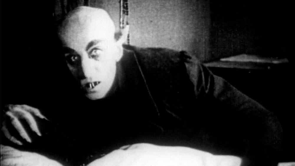 Nosferatu horror film