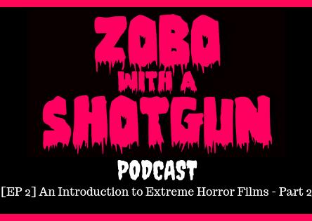 60s horror – ZOBO WITH A SHOTGUN