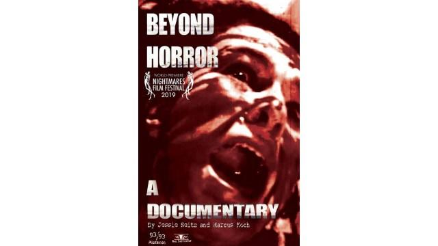 Beyond Horror Documentary with Jessie Seitz and Marcus Koch interview