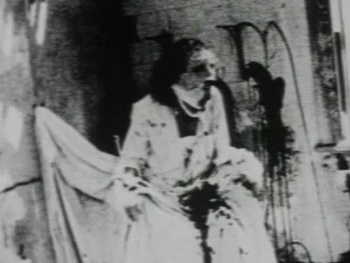 Disturbing extreme horror film Begotten