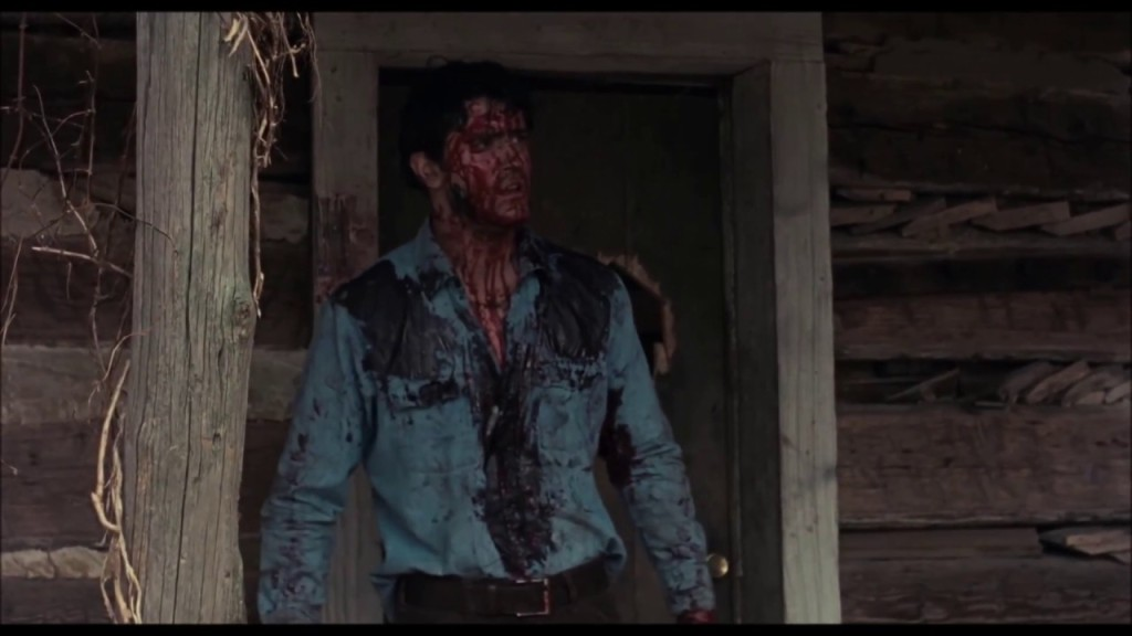 The Evil Dead 1981 Sam Raimi - Most disturbing moments in in cinema