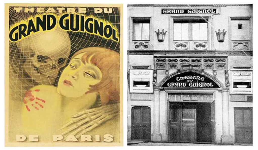 Extreme cinema: the Grand Guignol theatre