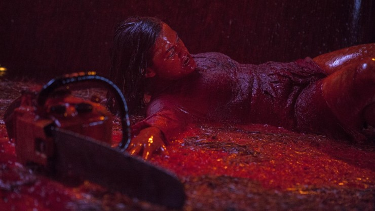 Evil Dead - An Introduction to Extreme Cinema: What makes an extreme horror film?