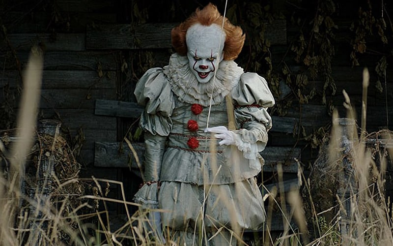 It Chapter 1 2017 - Best 25 Horror Films of the Decade