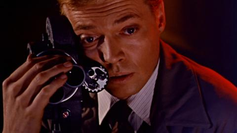 Peeping Tom 1960 - extreme psychological horror film