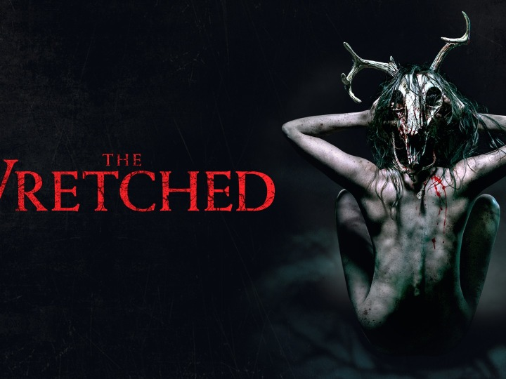 Scary horror movie The Wretched review creepy witch
