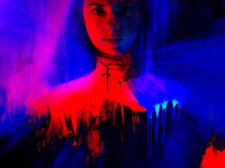 Crucify 2019 Horror film - Arcane Films