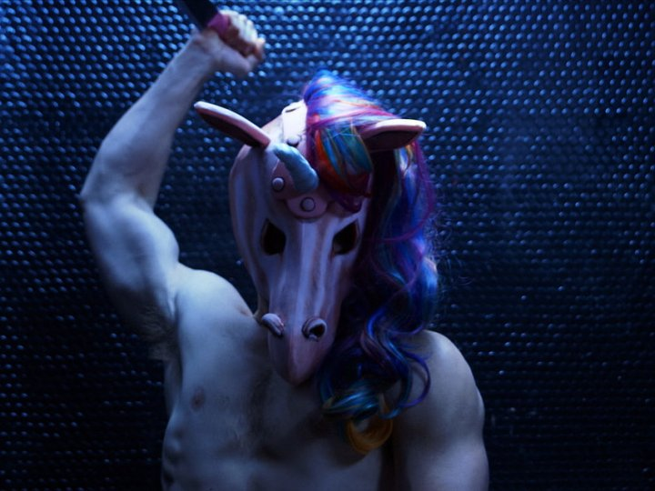 Killer unicorn Sohome Horror Festival Pride Edition 2020 review