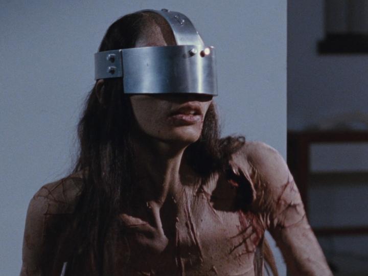 Tortured girl Martyrs extreme horror film