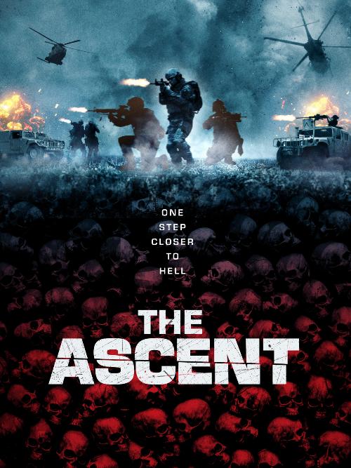 The Ascent 2020 sci horror british film