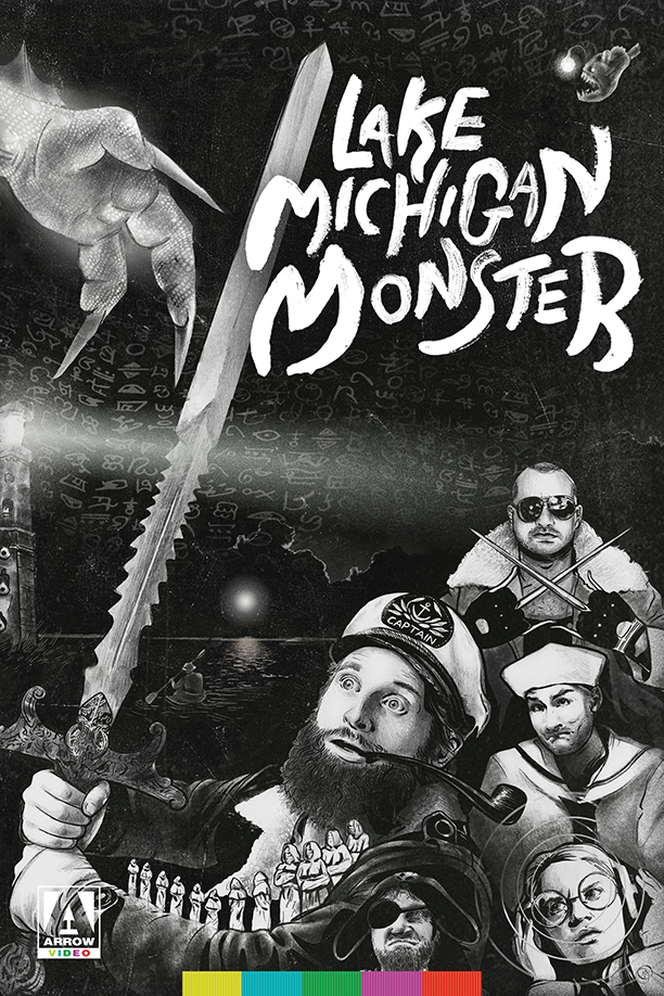 Lake Michigan Monster 2018 horror sci-fi low budget movie review