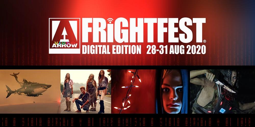 FrightFest virtual digital edition 2020 horror film festival review