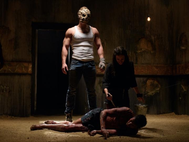 The Dare 2020 Lionsgate horror film review