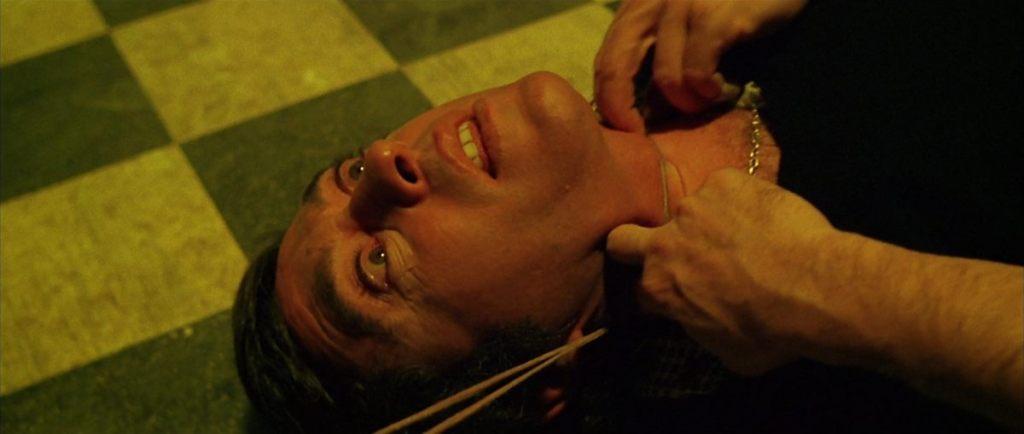 The Cat O' Nine Tails giallo horror film Dario Argento