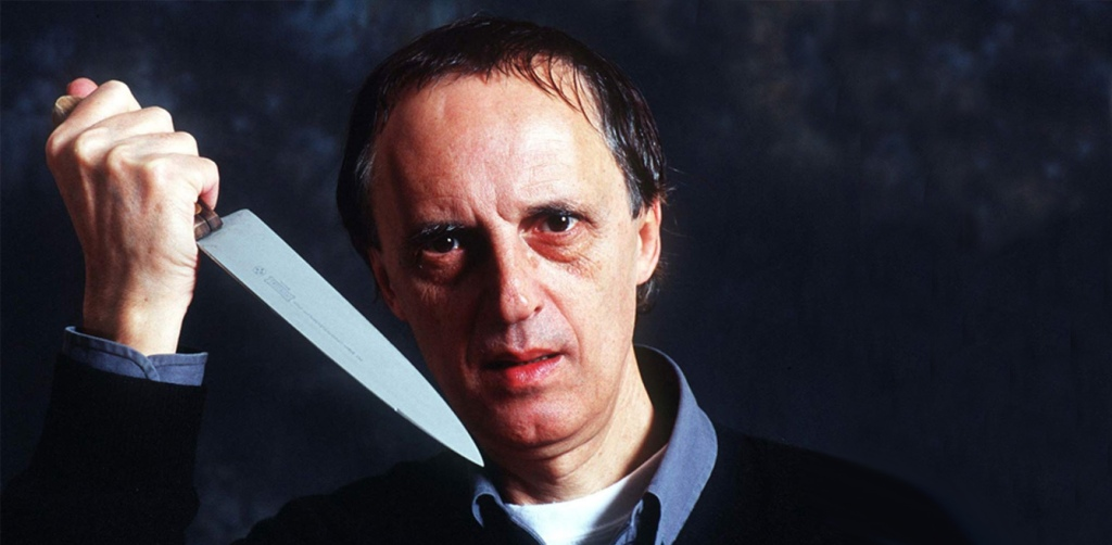Dario Argento horror giallo movie director