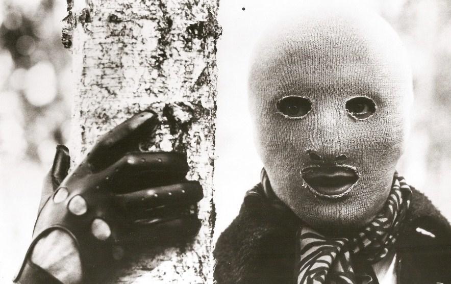 Killer from Sergio Martino's horror giallo film Torso