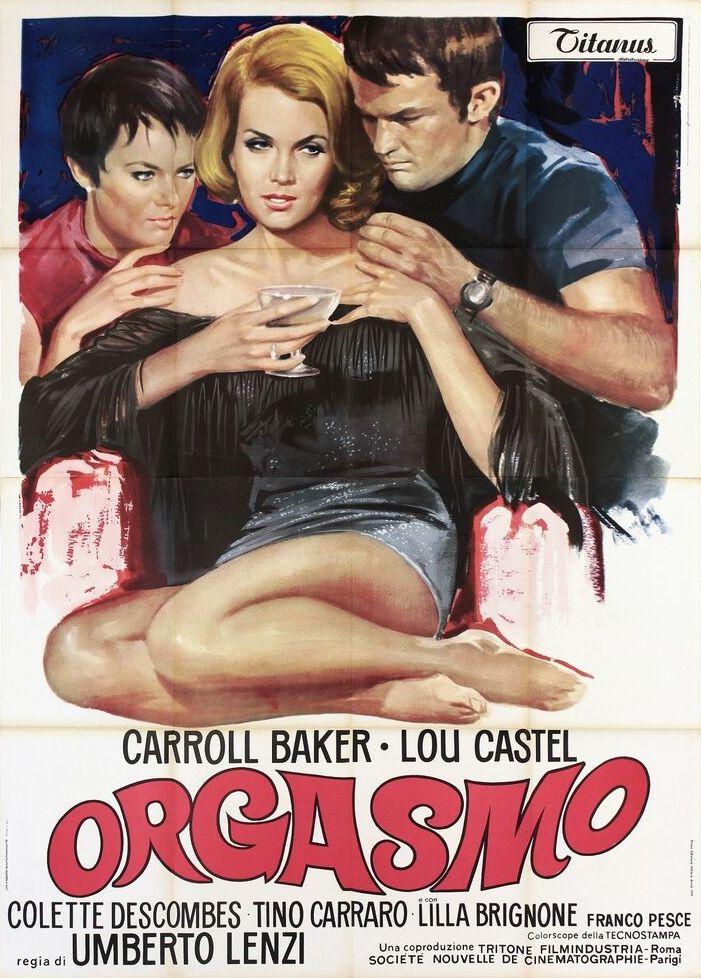 Orgasmo aka Paranoia by Umberto Lenzi horror giallo italian film