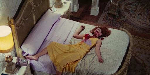 Death Walks in High heels italian giallo film