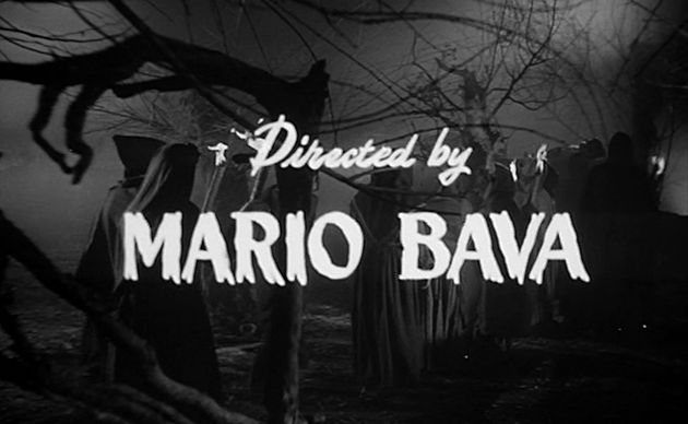 Mario Bava italian horror giallo film director