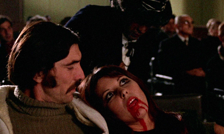 Who Saw Her Die? giallo horror film